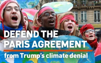 Rep. Carlos Curbelo Supports Paris Climate Agreement