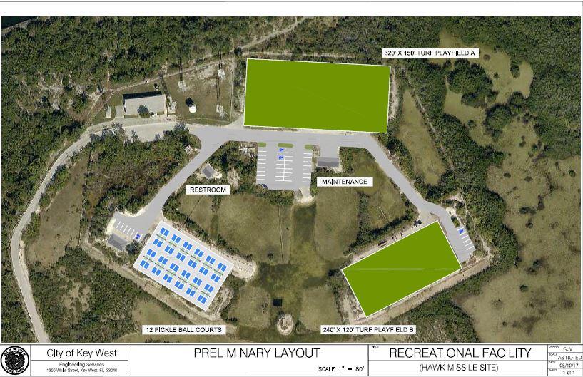 Development at Little Hamaca Park