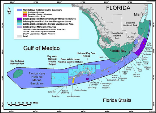 Florida Keys Area of Critical State Concern Work Plan for Monroe County