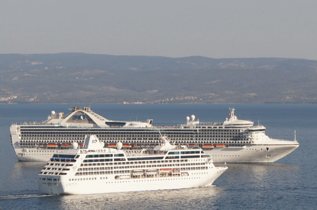 Cruise Ship Referenda Endorsement