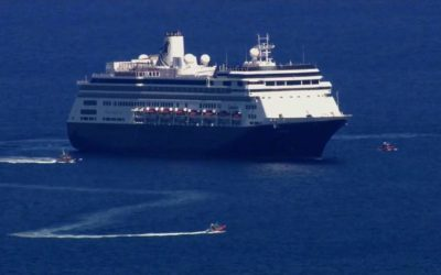 Cruise Ship Referenda Video on Channel 10 News Featuring Last Stand Treasurer Mark Songer